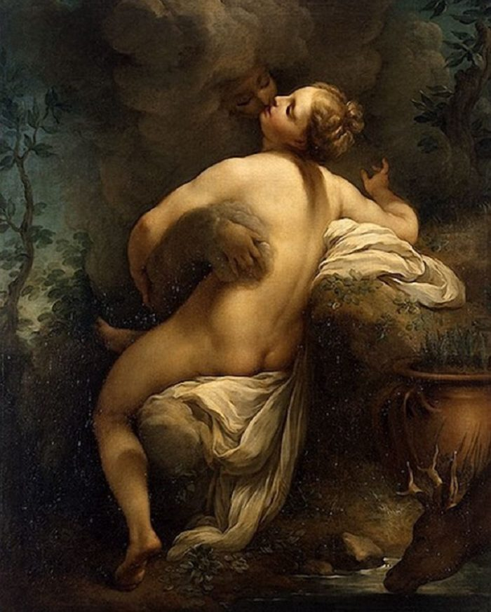 богиня ио и зевс