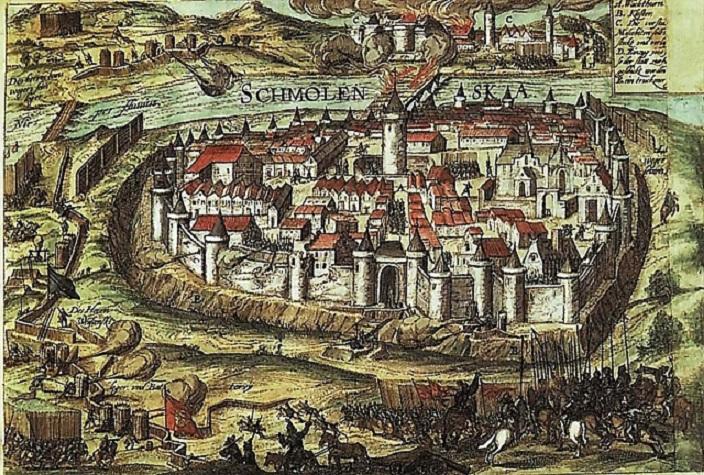 смоленская война 1632