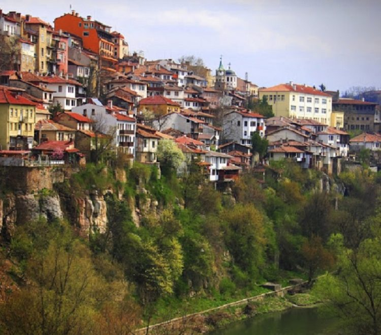 болгария велико тырново