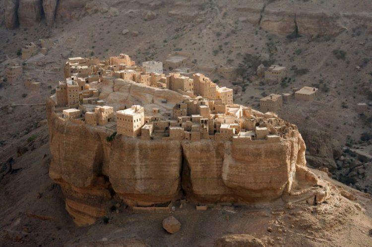 Вади Даван, Йемен