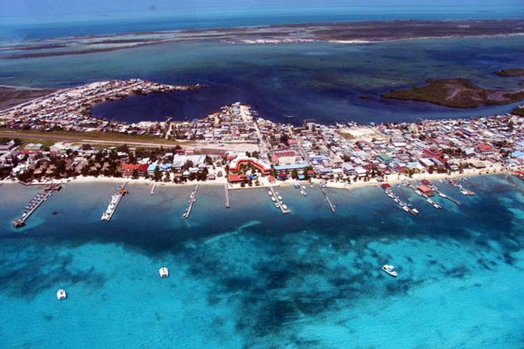 Остров Амбергрис Ки (Белиз)