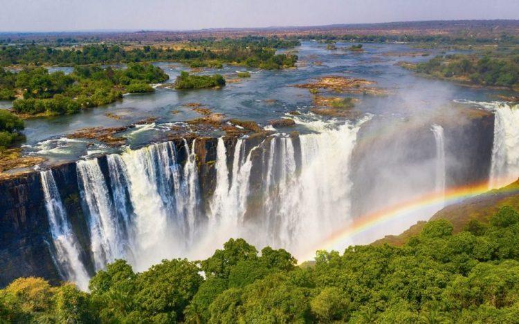 Зимбабве и Замбия