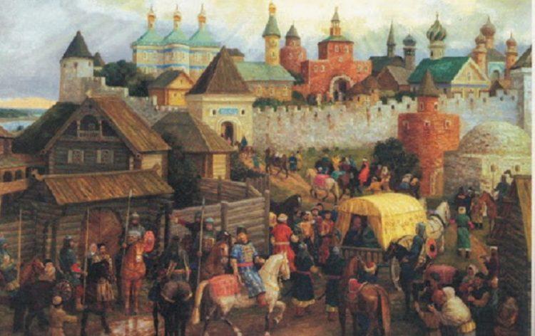 государство волжская булгария