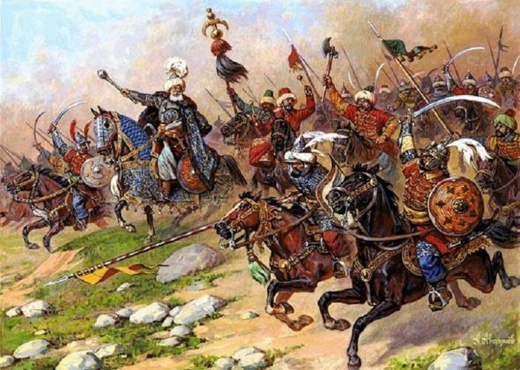 крымское ханство и османская империя