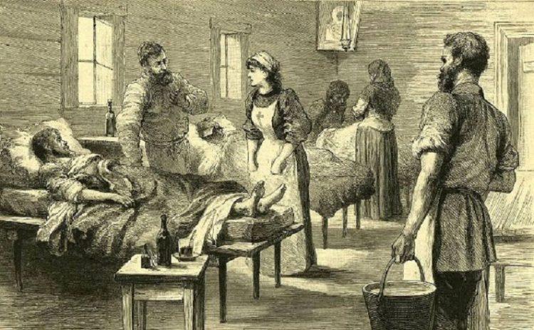 история эпидемий