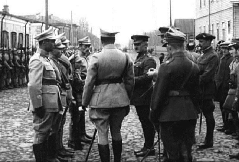 чешская и польская интервенция в сибири