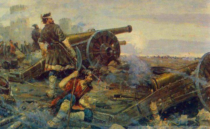 события смоленской войны