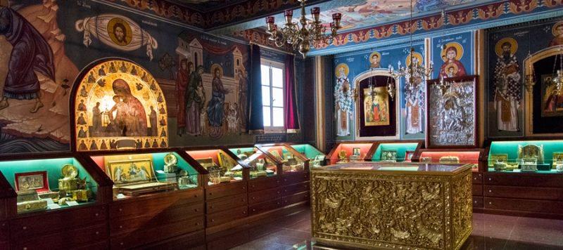 музей монастырь киккос