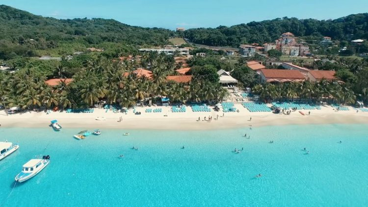 Остров Роатан (Гондурас)